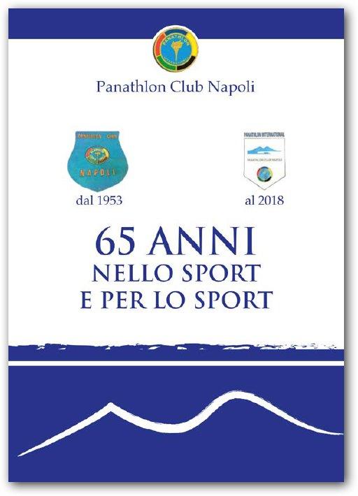 Libro Panathlon Club Napoli
